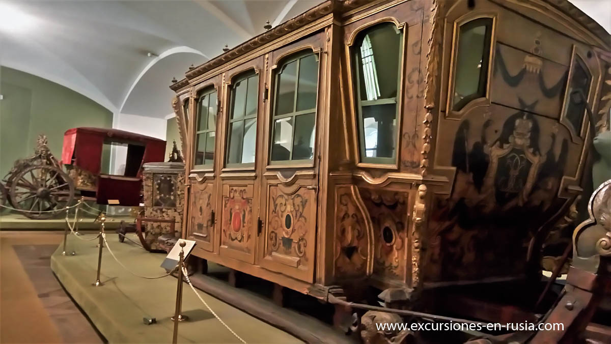 Excursion of art and treasures