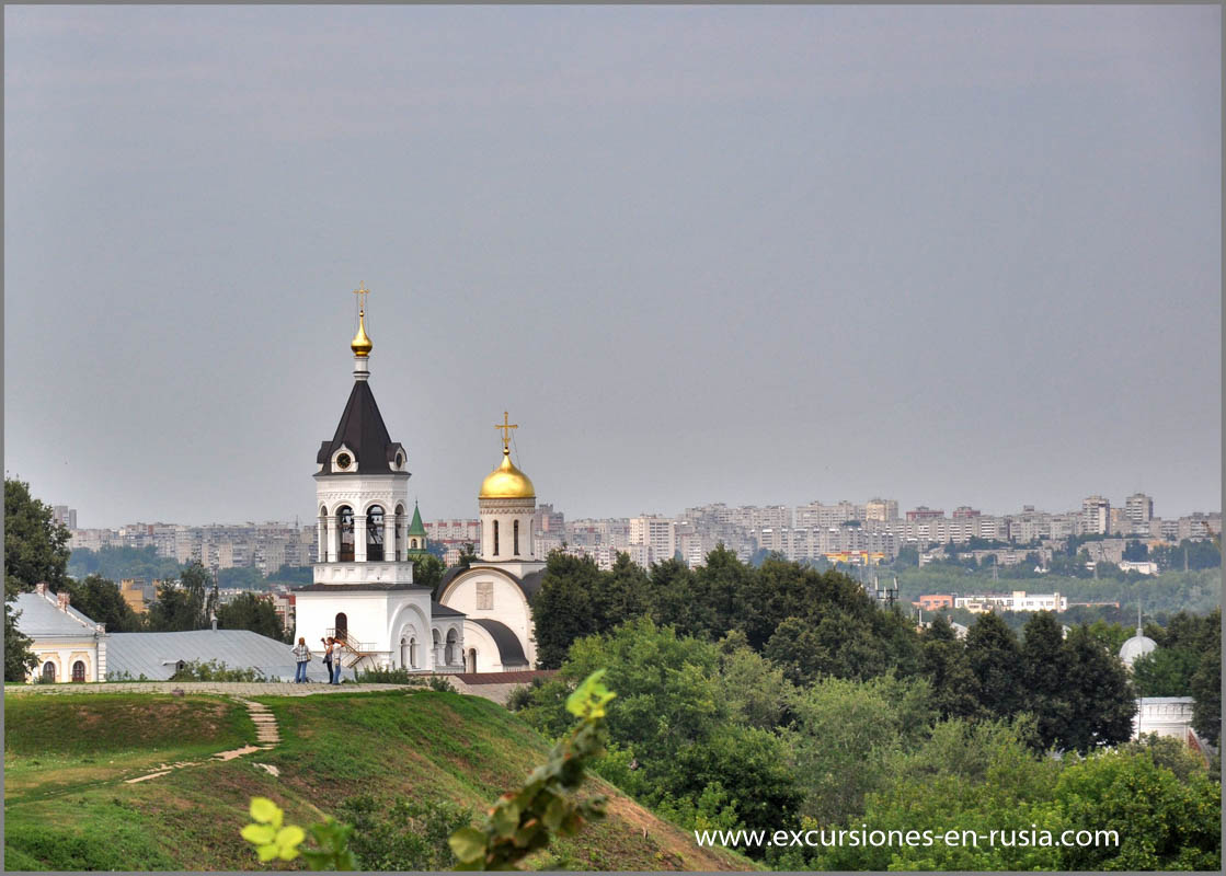 Tour of Vladimir and Suzdal