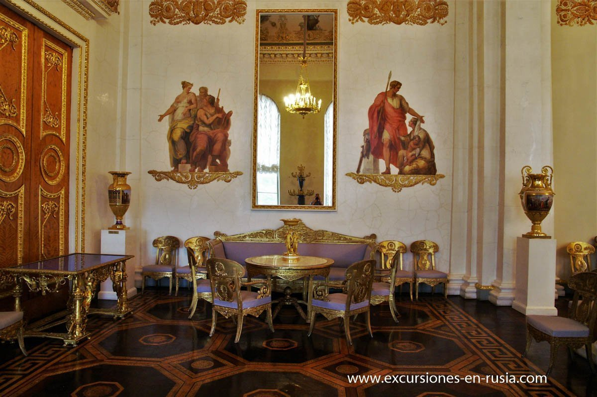 Saint Petersburg Special Palaces Tour